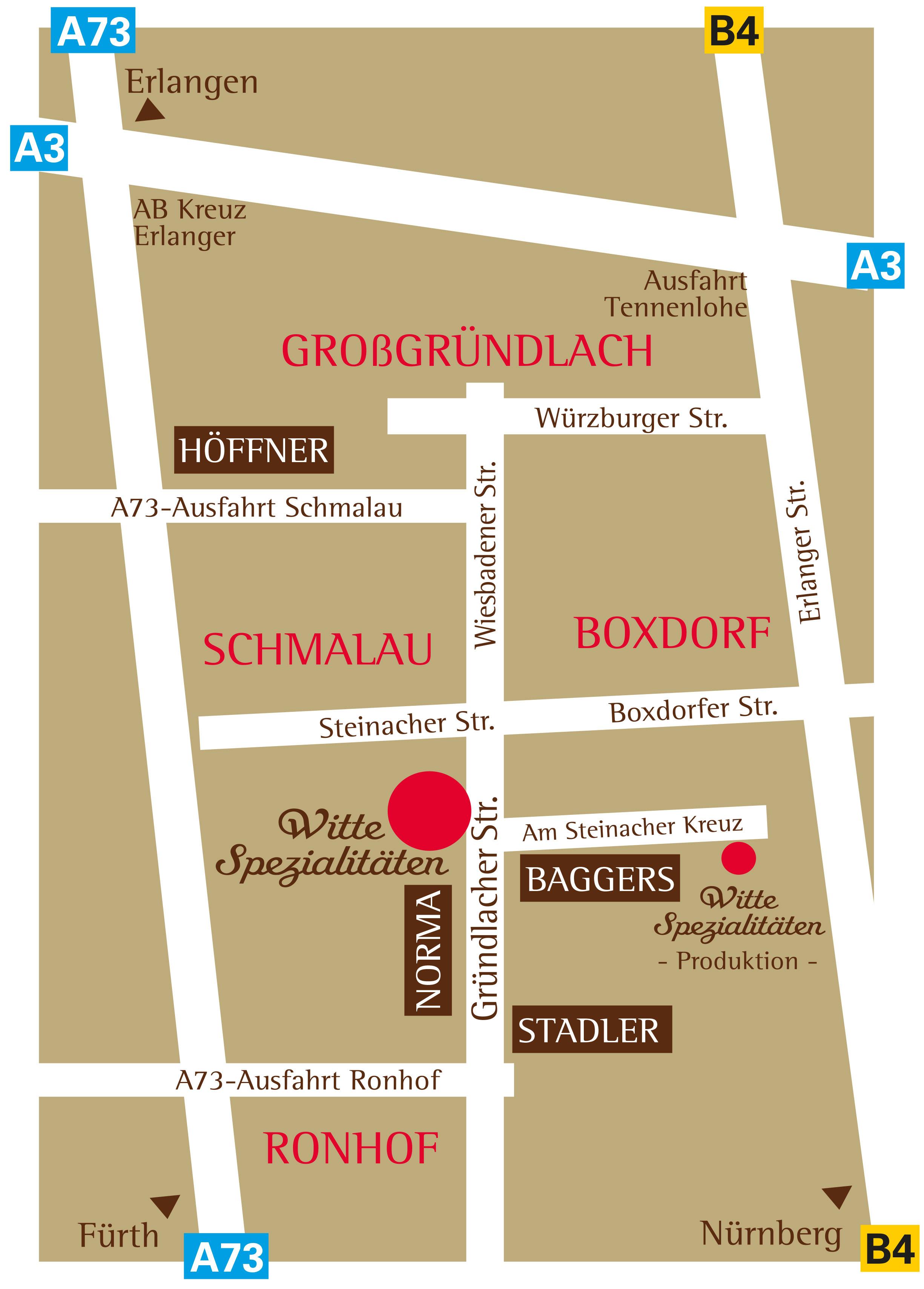 Karte-Gru-ndlacher-Str-313-A